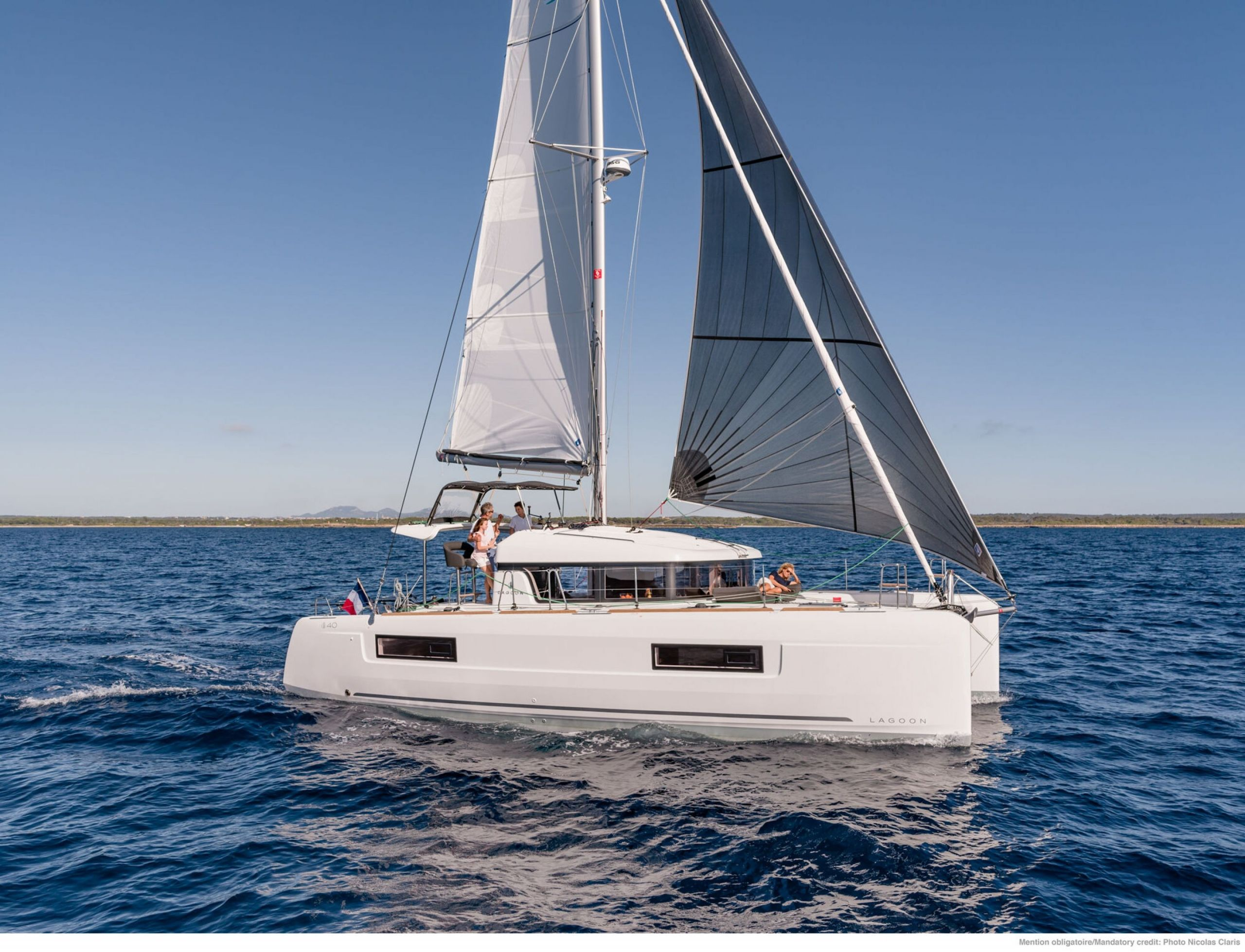 Lagoon 40 for sale