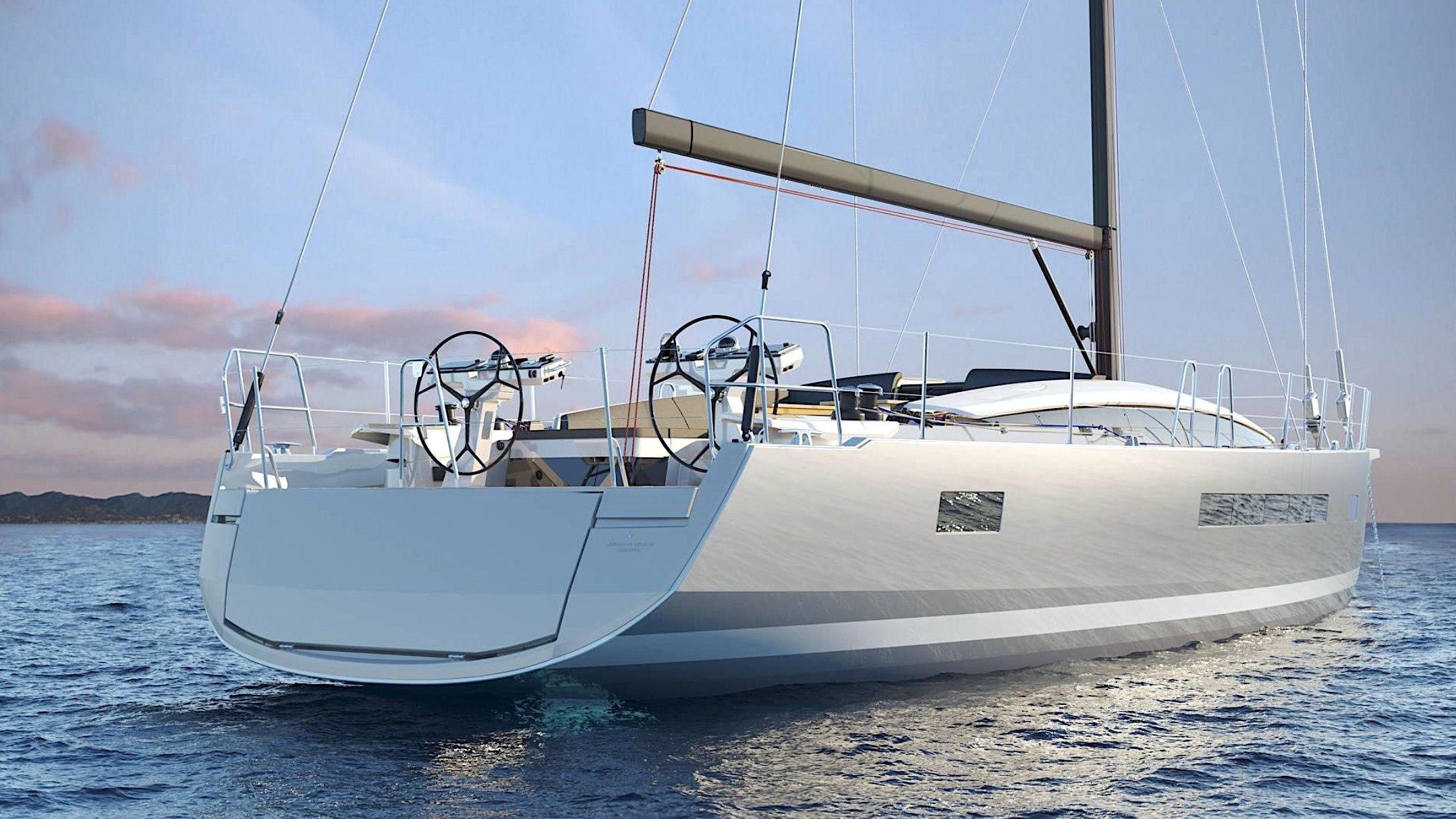 Jeanneau 65 - Jeanneau Yachts 1