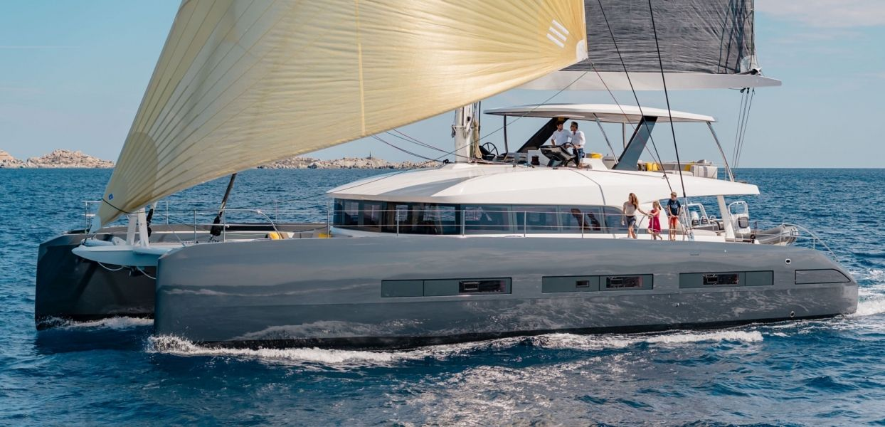 Lagoon Catamaran - Seventy 7 -Yacht for sale