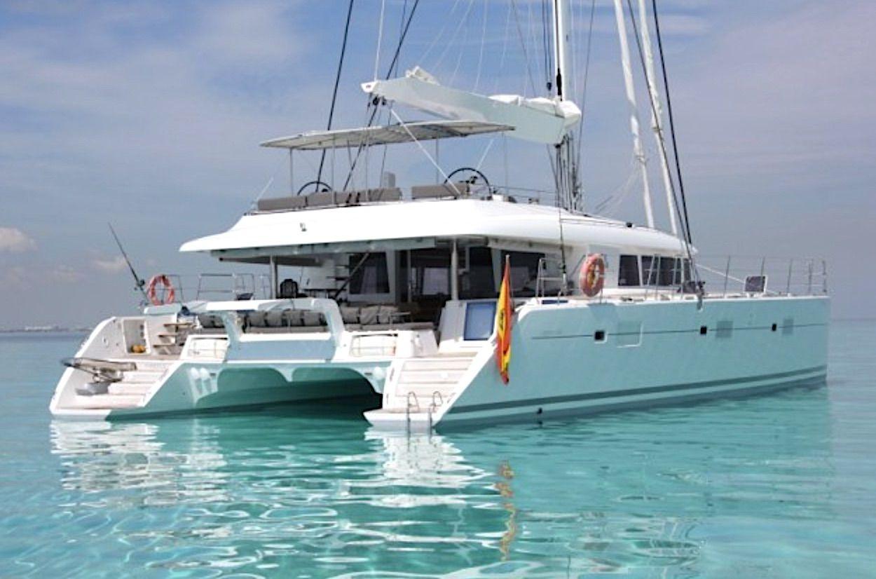 Lagoon 620 Yacht charter