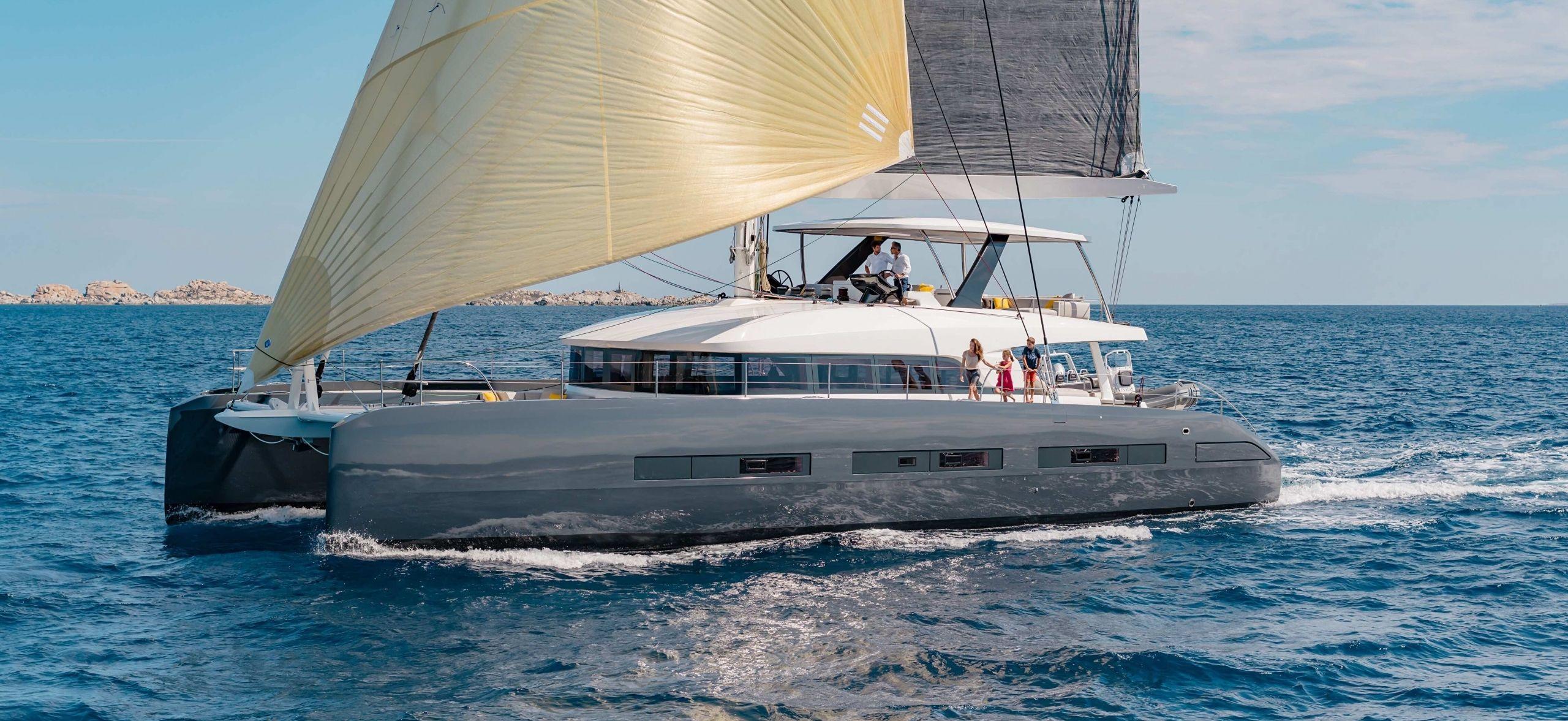 Lagoon Catamaran - Seventy 7 - Boats for sale