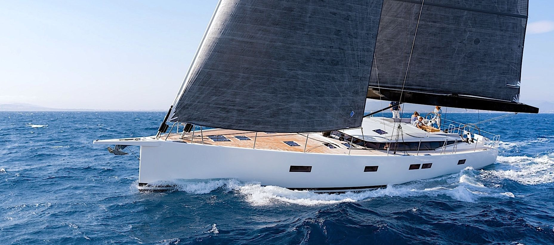 CNB Yacht 66 - Boats for sale