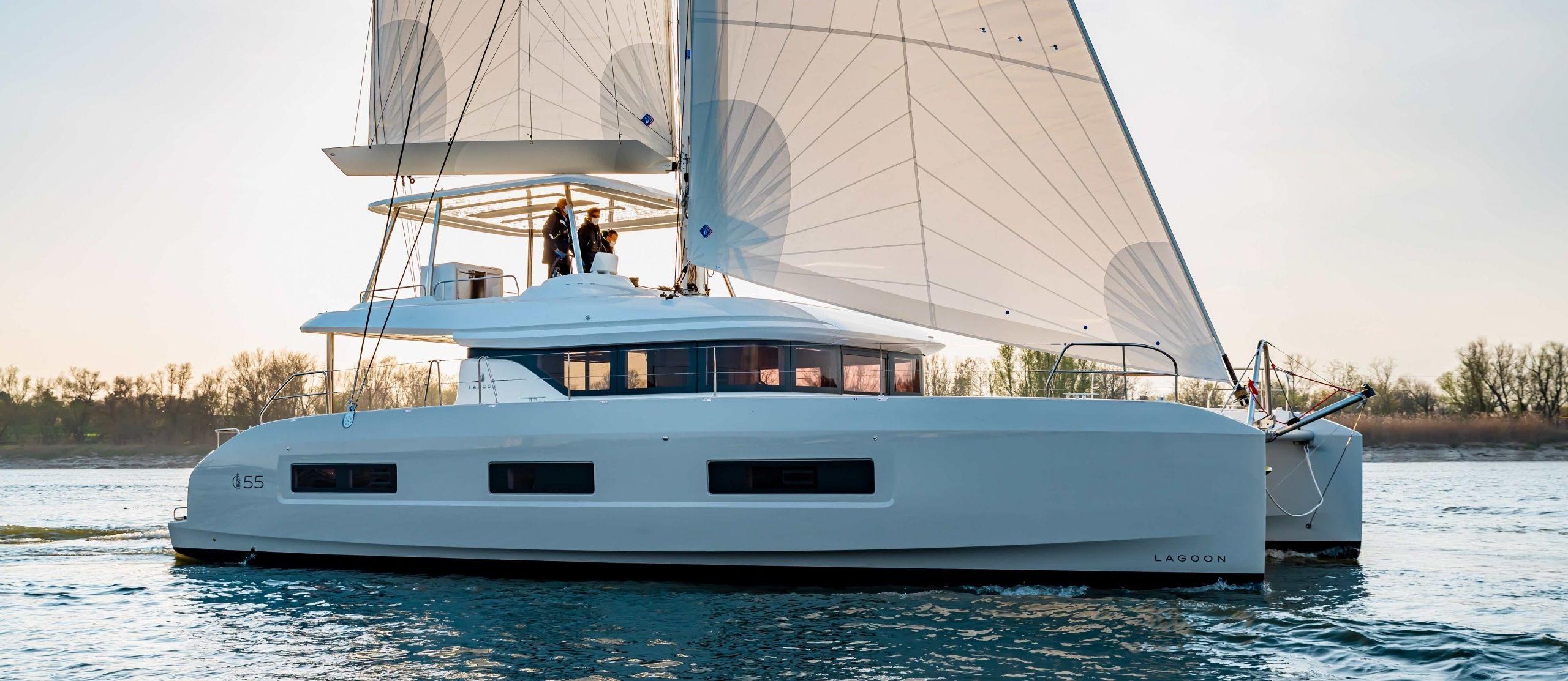 Catatmaran Lagoon - Lagoon 55 - Boats for sale