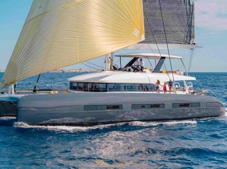Lagoon Catamaran - Seventy 7 - Yacht for sale