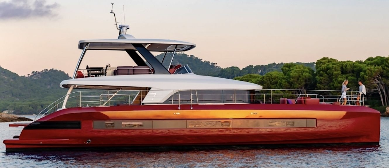 Lagoon Catamaran - Sixty 7 - for sale