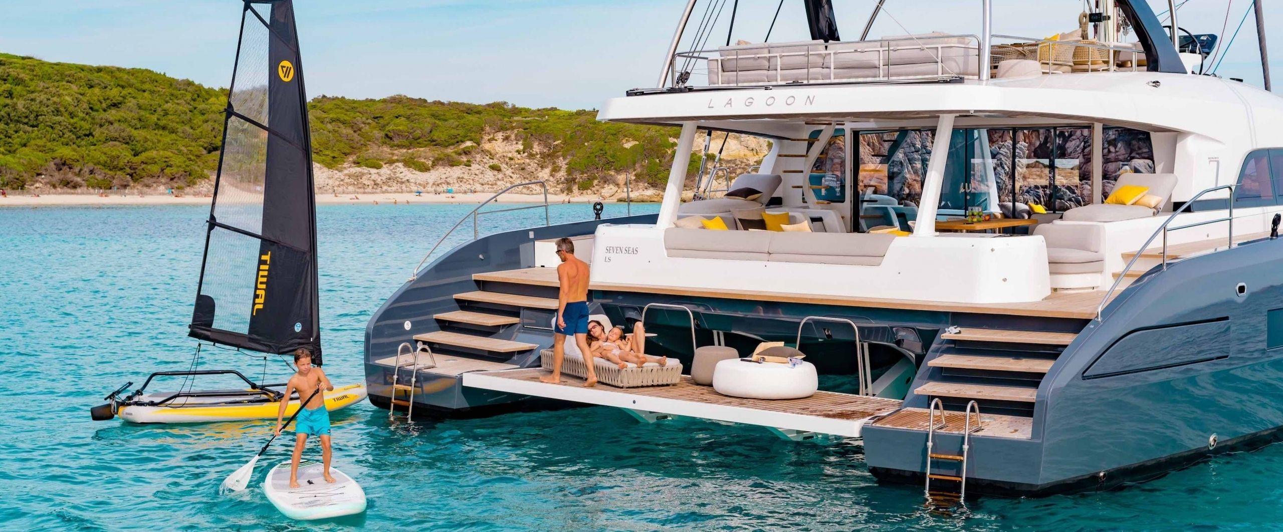 Lagoon Seventy 7 - Catamarans for sale