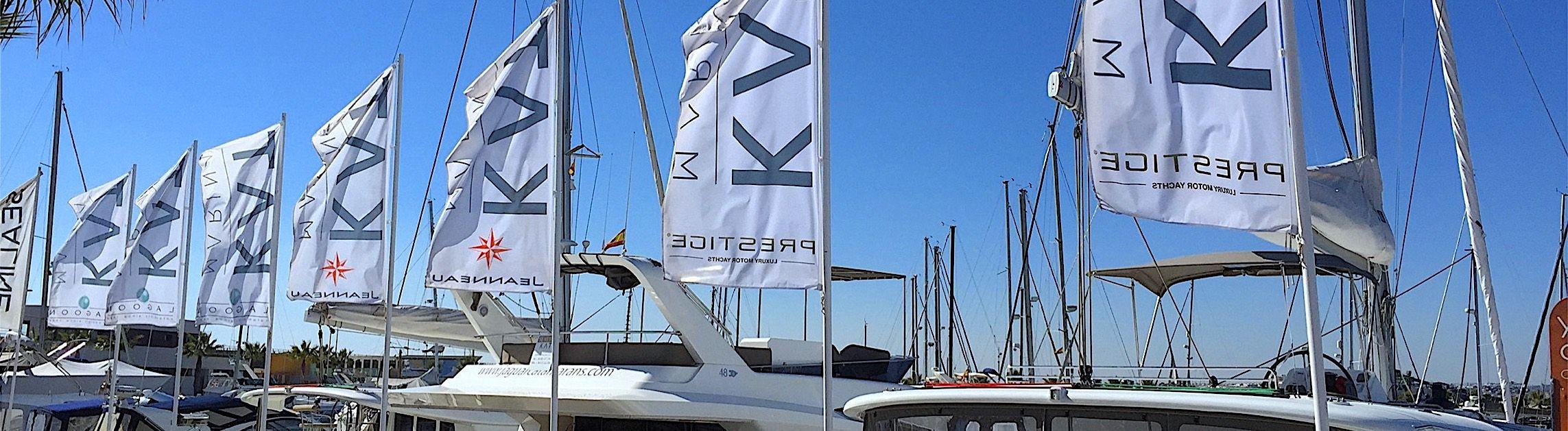 Yacht sales management Service