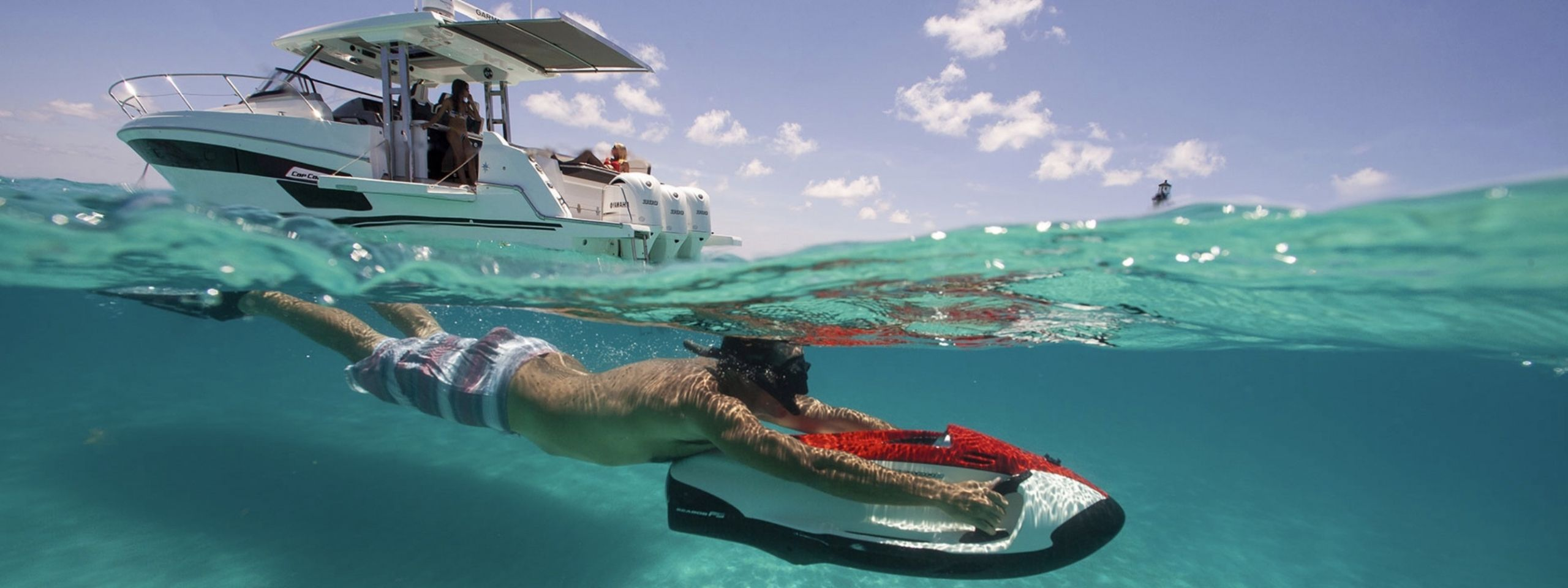 Yacht Toys & Water Sports Equipments - Jeanneau Seabob
