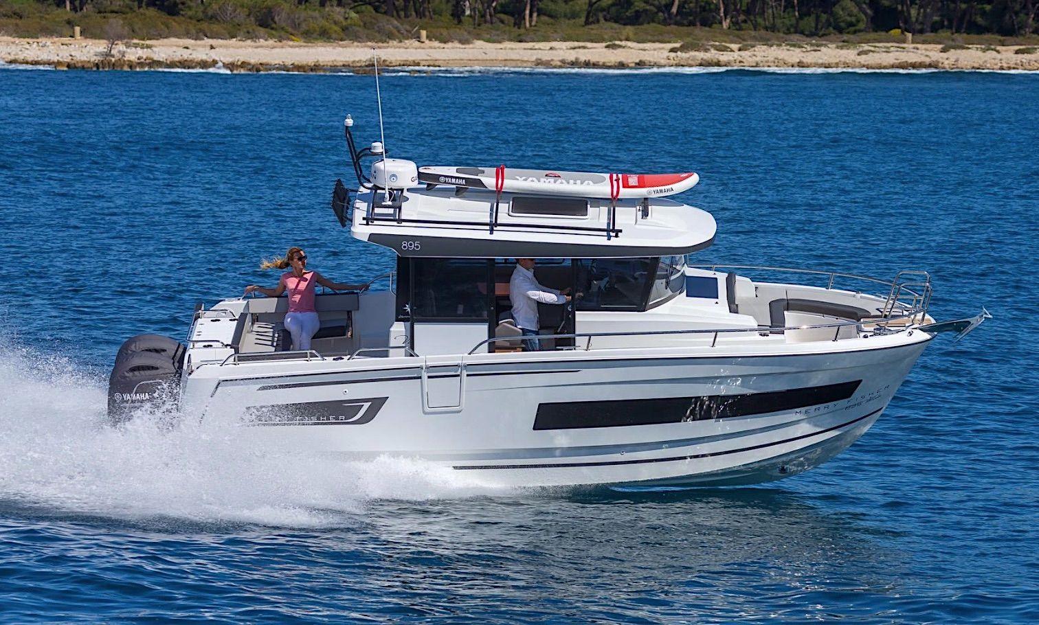 Jeanneau Cap Camarat 9.0 WA en venta