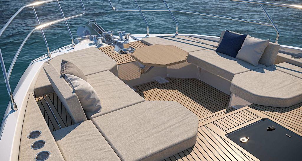 Prestige X60 - Prestige Yachts Dealership - KAT Marina